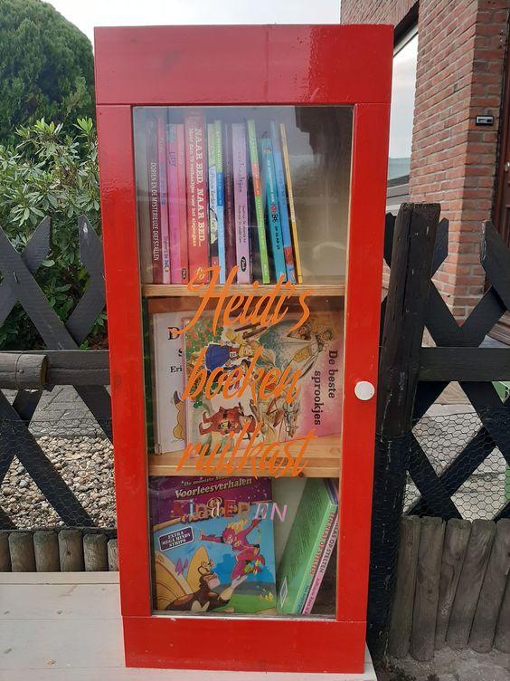 Boekenruilkast Sint-Truiden