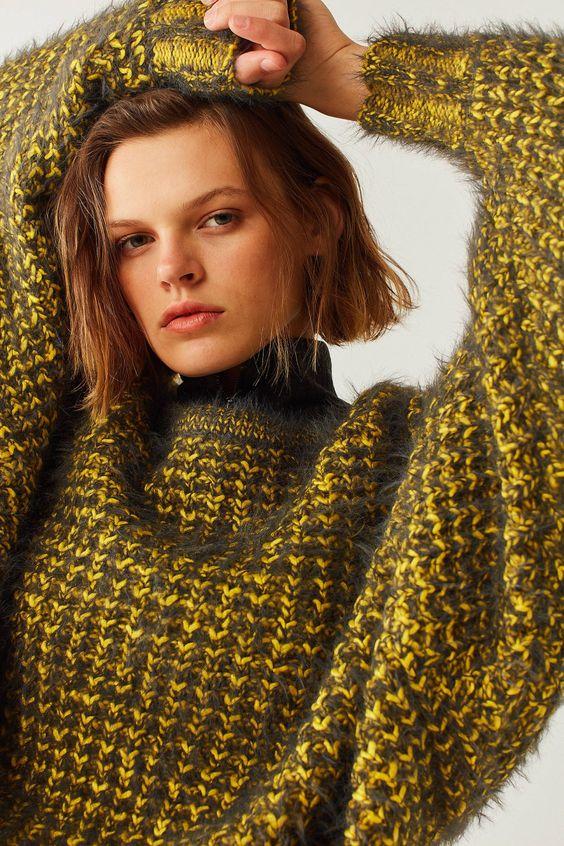 knitGrandeur: Tucked