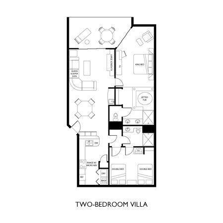 Westgate lakes resort and spa orlando accommodation and - 2 bedroom resorts in orlando florida ...
