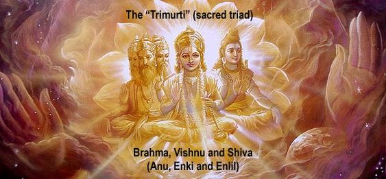mysterie / geschiedenis / belangrijk / persoonlijk: waren het buitenaardse ras van Anunnaki, dezelfde hindoegoden
