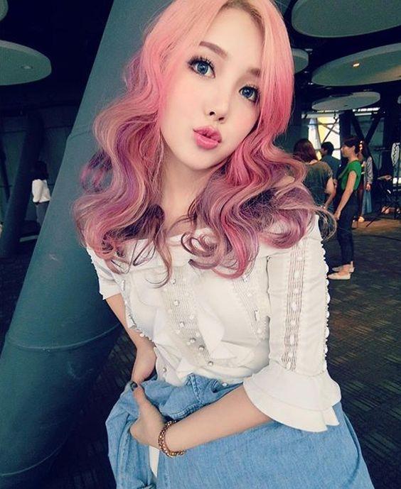 Pony makeup park hye min: