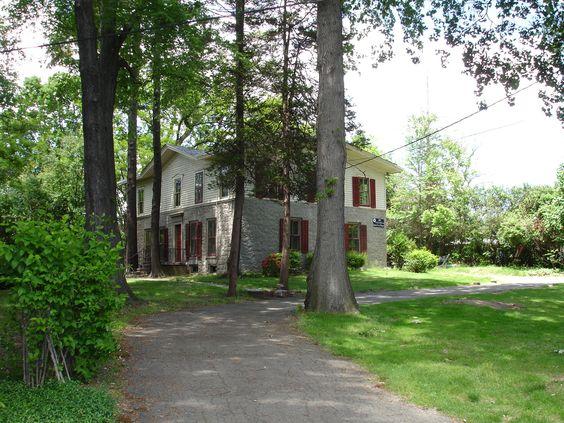 Banta-Coe House in Bergen County, New Jersey.