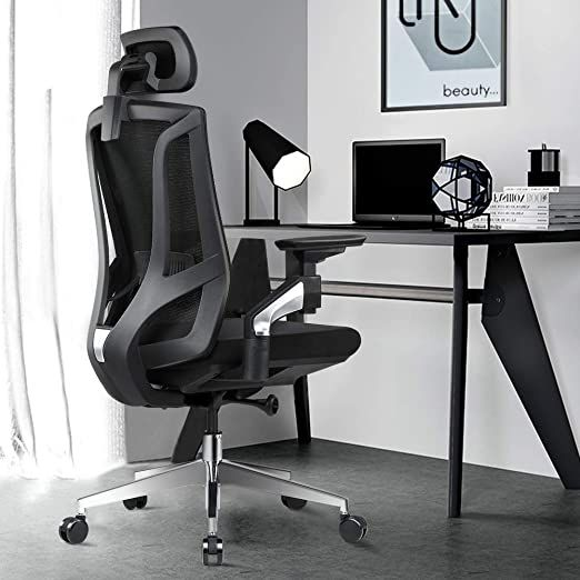 Desk Chair With Adjustable Arms Best Office Chair Office Desk Chair Ergonomic Office