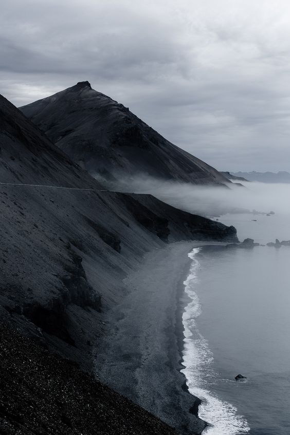 Death by Elocution — niravpatelphotography: East coast of Iceland.: