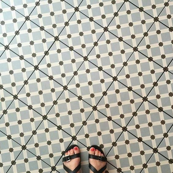 Another of our Spanish patterned tile designs arriving on our next container. #ihavethisthingwithfloors #patterns #floortiles #tile #renovation #classicdesign #bathroomdesign #bathroomtiles #tiledesigns #sydneyrenovation #intetiordecor #interiordesignsydney #sydneysider by sydney_tiles