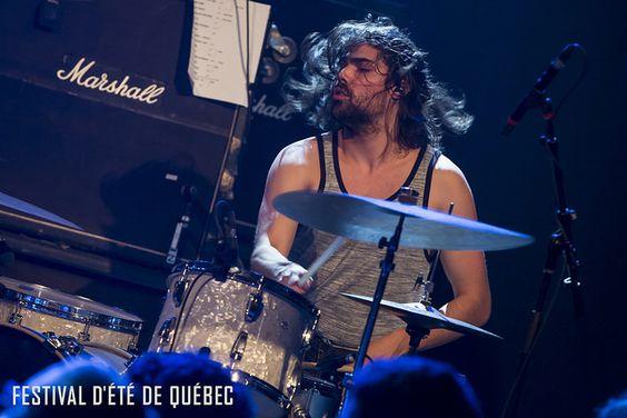 Blue Daven's Code, Impérial de Québec // 13 juillet 2014