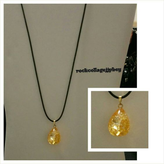 Check out this item in my Etsy shop https://www.etsy.com/listing/227788483/citrine-gemstone-pendant