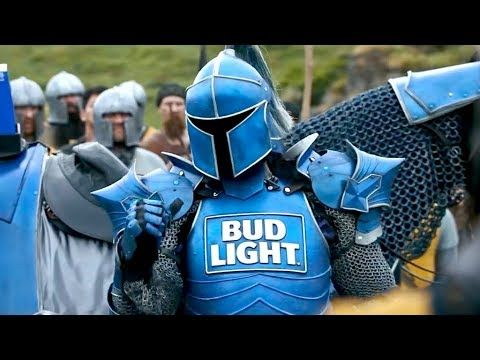 Bud Light The Bud Knight Super Bowl Commercial 2018