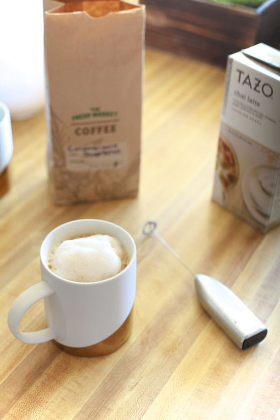 how to make a dirty chai