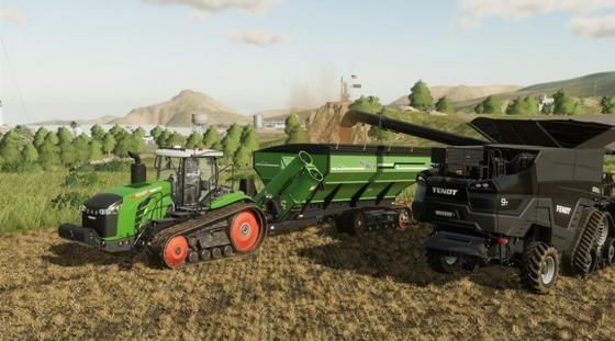 Farming simulator 19 mods xbox one