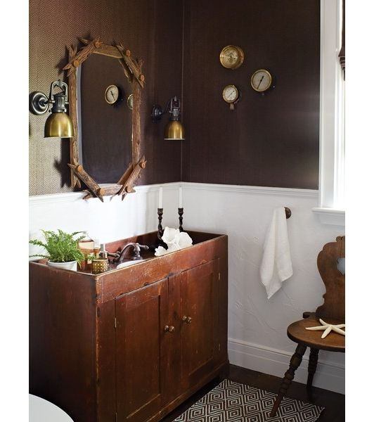 17 Best images about bathroom paint on Pinterest Cottage style