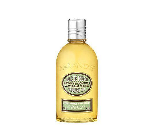 love it: l'occitane almond shower oil