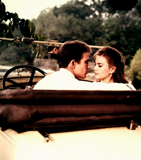"Warren Beatty & Natalie Wood, ""Splendor in the Grass,"" 1961"