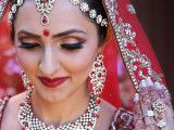 Dreamwork Images photography  Vancouver, Canada  Indian bride makeup  Jewelry mendhi henna