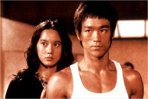 La Fureur du dragon : Photo Bruce Lee, Chuck Norris, Nora Miao