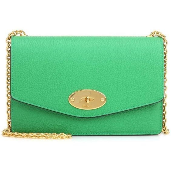93cbf4d8990 ... free shipping mulberry small darley leather clutch rsd liked on polyvore  featuring bags handbags clutches green ...