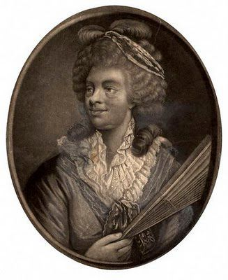 """""""Queen Sophia Charlotte was queen consort of the United Kingdom and wife to King George III of Britain. She is a direct descendant of the Sousa family, a black branch of the Portuguese Royal House. Her appearance was black, with full lips and distinct facial features. Artists of the 18th century were asked to tone down """"extreme"""" features of their subjects, but Sir Allan Ramsay, an anti-slavery artist, always painted Queen Charlotte in her actual appearance."""""""