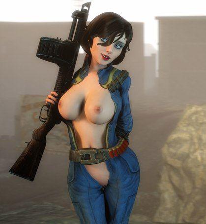 Elizabeth BioShock #fallout sexy 3d art