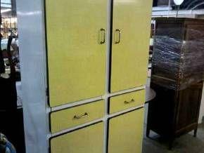 meuble de cuisine blc formica jaune disponible magasin albi 81 tl0563 - Formica Cuisine