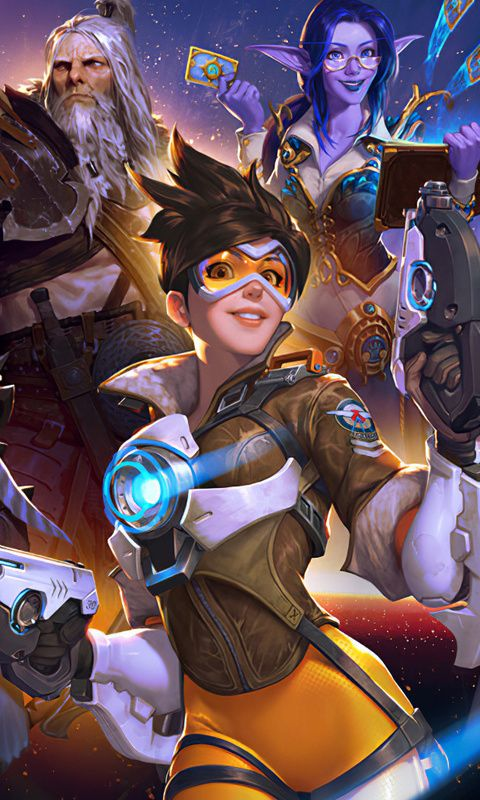 Overwatch 2019 Wallpaper For Iphone And 4k Gaming Wallpapers For Laptop Download Now For Free Hd In 2020 Desktop Wallpapers Backgrounds Overwatch 4k Gaming Wallpaper