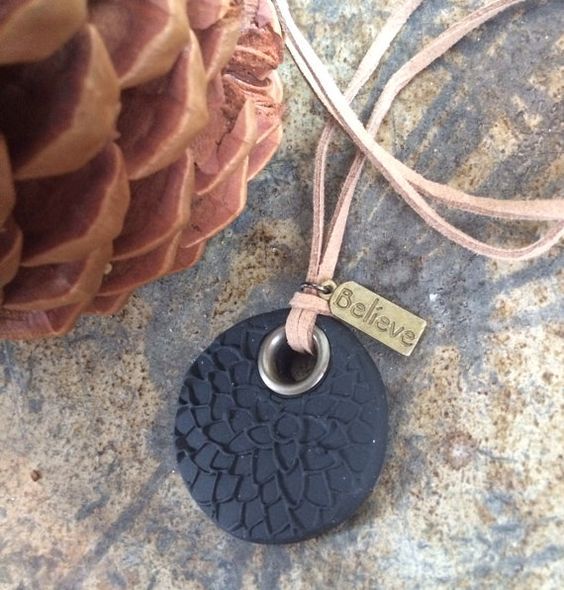Diffuser Pendant Necklace for Essential Oils by MinFavoritMN