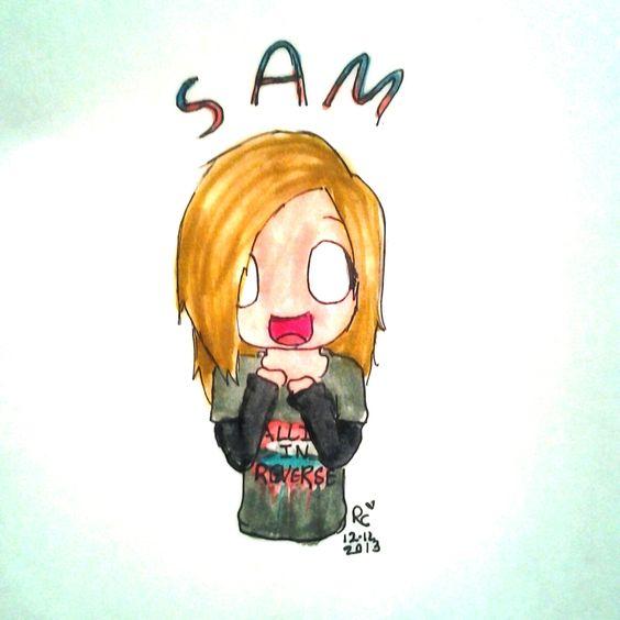 Its Sam C: