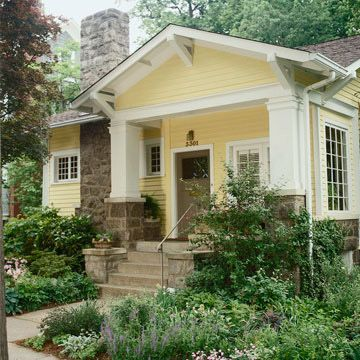 Cute bungalow style