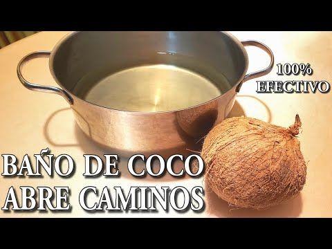 Bano De Coco Abre Caminos Quita Bloqueos Obstaculos Malas Vibras