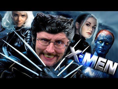 X Men Nostalgia Critic Youtube Nostalgia Critic Stephen King Movies Powerpuff Girls Movie