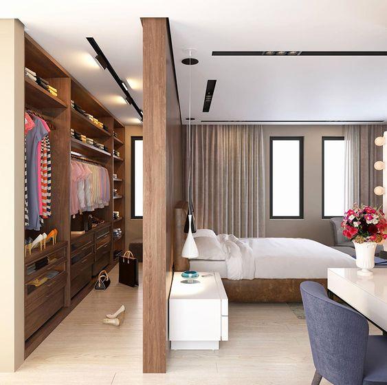Trước khi bắt tay vào thiết kế xây dựng phòng thay đồ, bạn cần chú ý đến nhu cầu sử dụng cũng như diện tích của căn nhà.