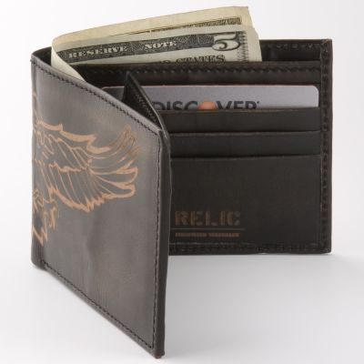 Own this wallet...Love the design, but I do wish it had more card slots.