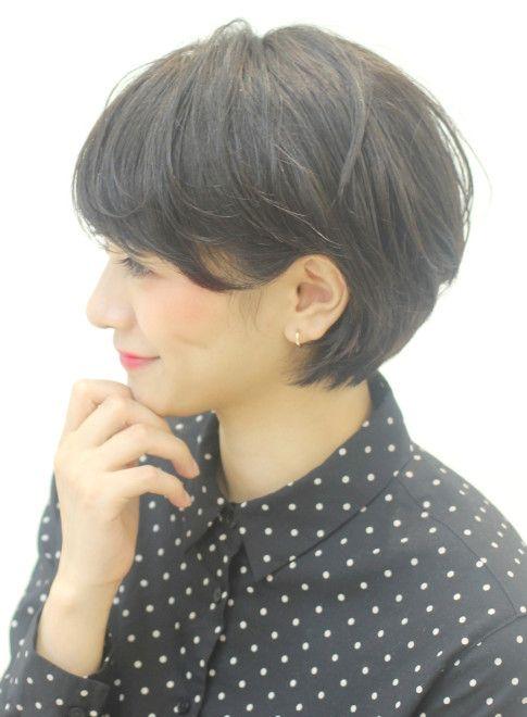 品良く若く見える 40代 50代のためのヘアカタログ 長さ別 ヘア