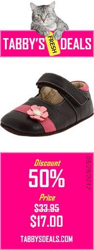 See Kai Run Jill Mary Jane Sneaker (Infant/Toddler) $17.00