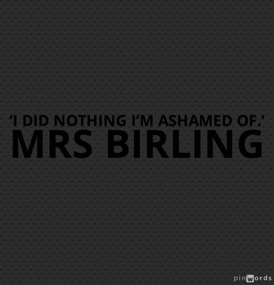 Mrs birling an inspector calls analysis essay SlideShare
