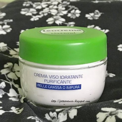 Leocrema Natural - Crema Idratante Purificante review 2
