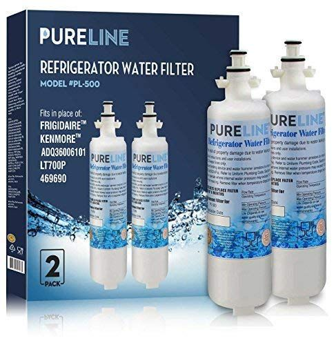 Maytag Ukf8001 Pur Fast Flow Water Filter Replacement Ukf8001axx Edr4rxd1 Whirlpool 4396395 Puriclean Ii Kenmore 9006 By Pure Line 3 Pack Water Filter Pure Products Refrigerator Filter