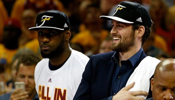 Kevin Love to Suit Up for Cleveland Cavaliers in 2015-16