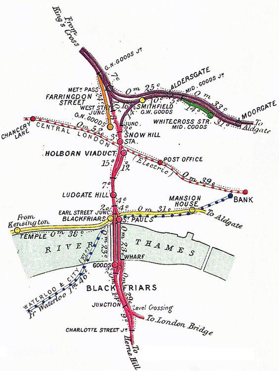 be01ddda8c73e74b299135d6353a74a1 - Ludgate: Requiem für eine Stadtbrücke