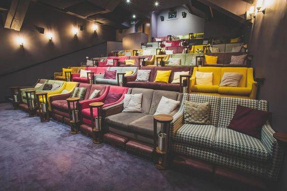 Ein Ort Zum Verlieben Wohnzimmer Kino