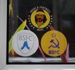 BSFC Window Stickers - Three Pack
