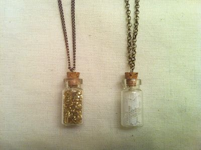 Cutest necklace idea!
