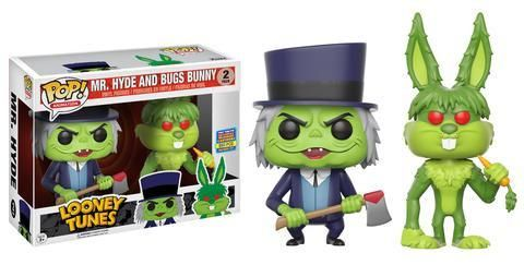 Looney Tunes Funko Pop Mr Hyde And Bugs Bunny 2 Pack Funko Pop Looney Tunes Funko