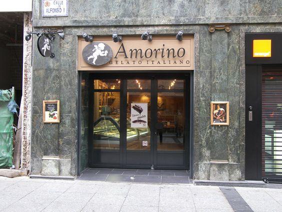 Heladería Amorino 1