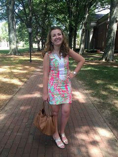 Chic in Carolina: A Southern Belle & Southern Charm + National Wear Your Lilly Day