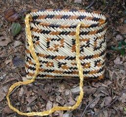 Doubleweave Fish Basket