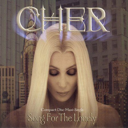 Cher – Song for the Lonely (single cover art)