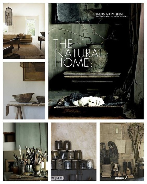 """Hans Bloomquist """" The Natural Home"""""""