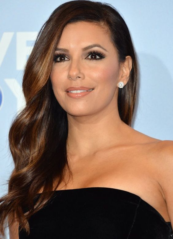 Eva Longoria at the 2012 ALMA Awards | Fashion Week Design