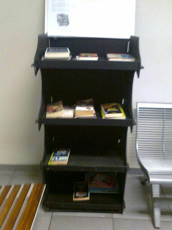 boîte à livres Gembloux 3