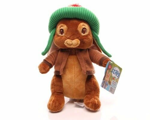 Peter Rabbit Doll Lilly Bobtail Benjamin Bunny Soft Stuffed Plush Kids Toy Gift Sumo Ci